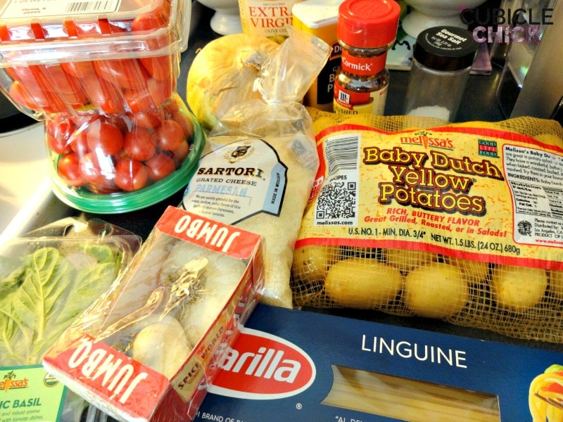 one-pan-pasta-ingredients