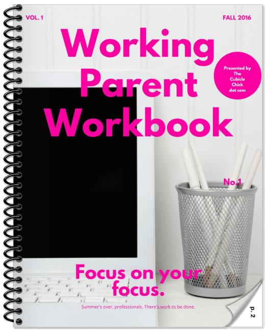 Working Parent Workbook