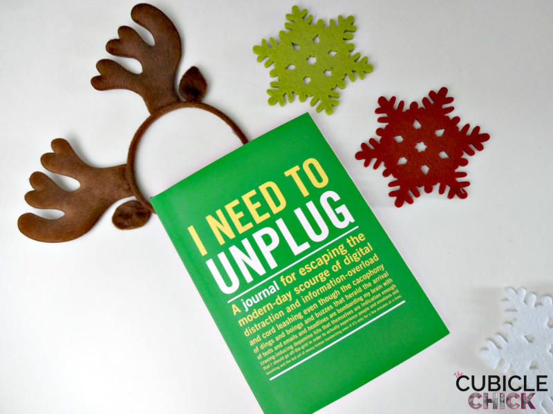 A Simple Handy Guide to Help you Unplug During the Holidays