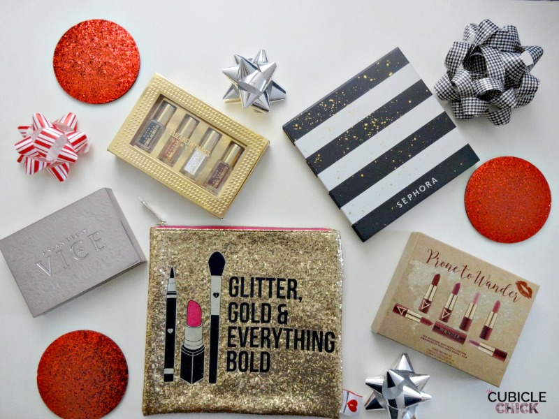 2016 Holiday Look Book: Sephora Gift Ideas + $50 Gift Card Giveaway