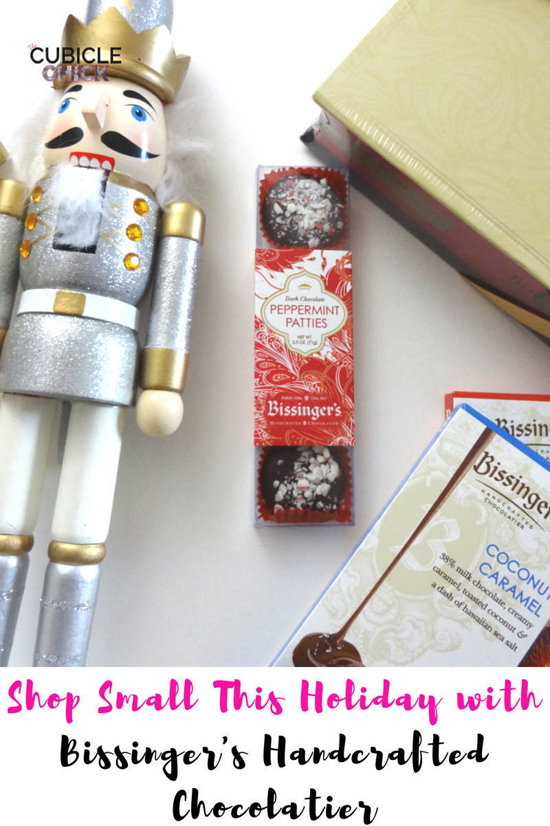 Shop Small This Holiday Season with Bissinger's Handcrafted Chocolatier