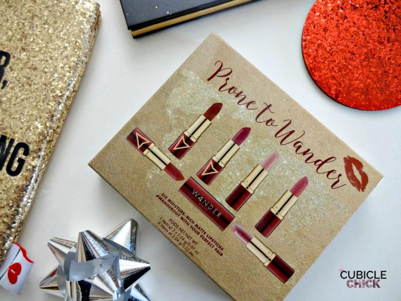 Wander Beauty Prone to Wander Gift Set