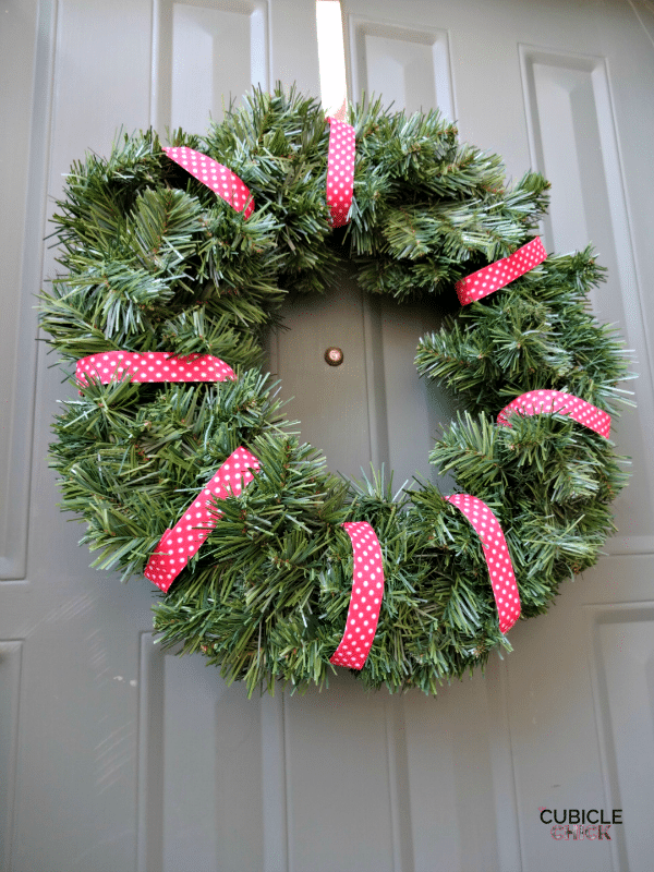 Velcro Wreath