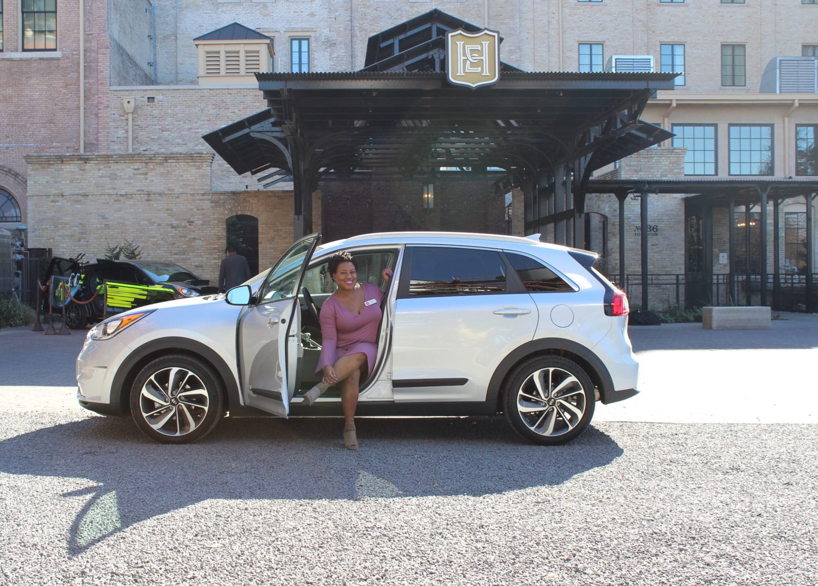 Five Facts about the New Kia Niro Hybrid Crossover #ExperienceNiro