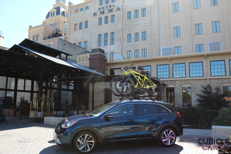 The new Kia Niro had my attention recently, as I was invited to experience it first hand during #ExperienceNiro in San Antonio.
