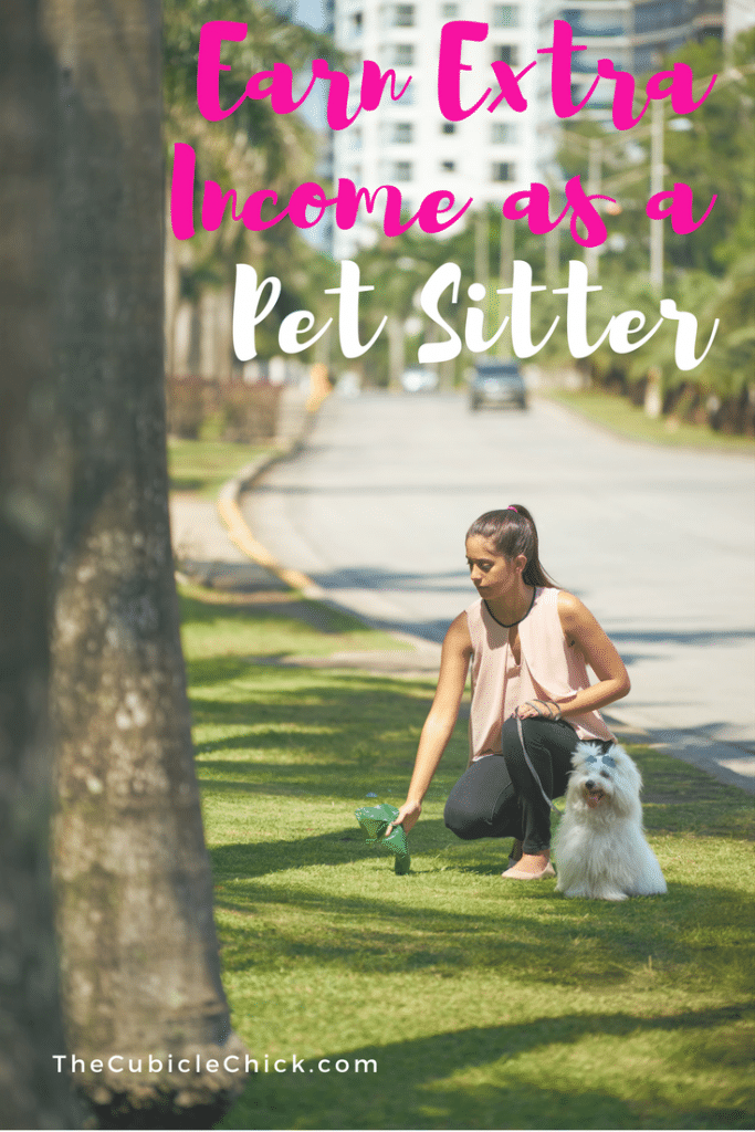 If you are looking for a side hustle or to earn some extra income on the side, consider being a pet sitter. Rover.com is sharing all of the deets.