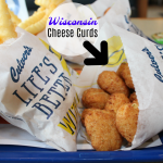 October 15th is National Cheese Curd Day. Get your celebration on at Culver's while enjoying the stringy cheesiness during your lunch break.