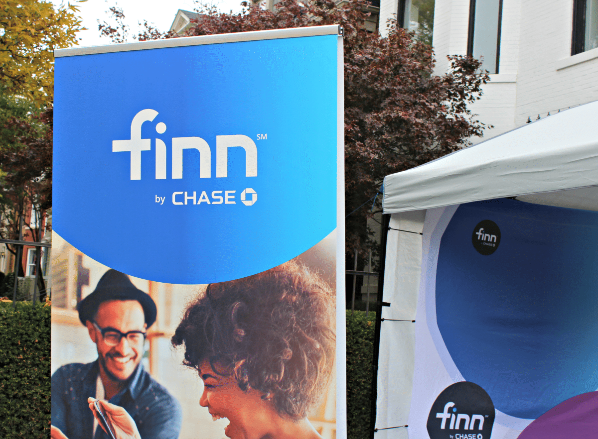 Meet Finn by Chase, a mobile bank that is breaking all of the rules when it comes to traditional banking. Get more deets and see photos from Food with Finn.