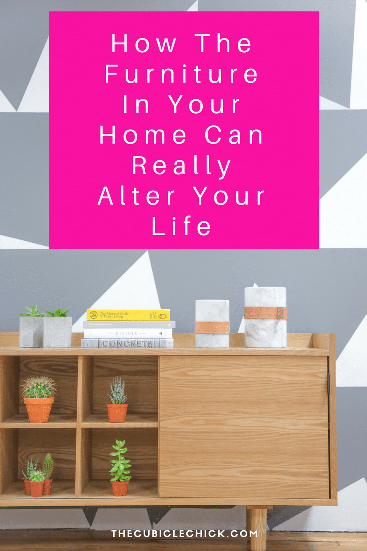 Learn how the furniture in your home can really alter your life by not only making it a comfy environment but also involving the family.