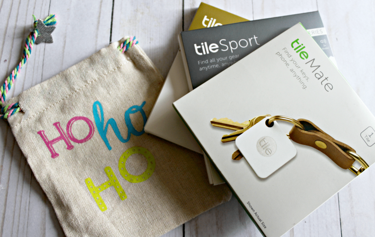 Want to give the perfect Secret Santa gift that they will love? Read my post and get tips on how to select the right gift. Sponsored by Tile.