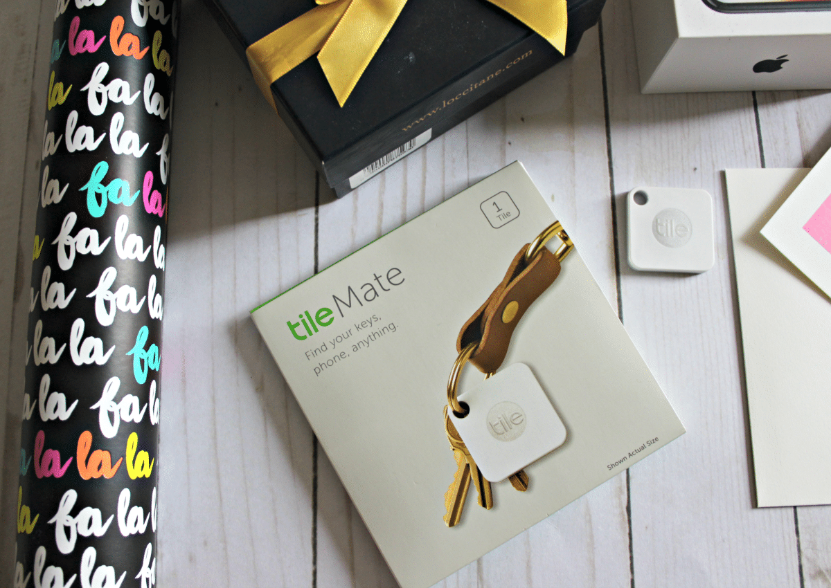 Give the Perfect Secret Santa Gift With These Tips #TileIt