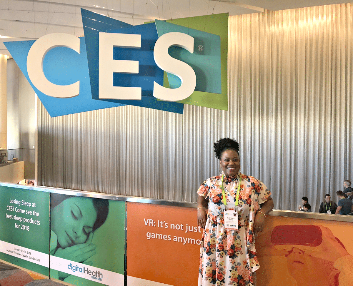 Guess Who's a 2019 CES Media Trailblazer? Me, That's Who!