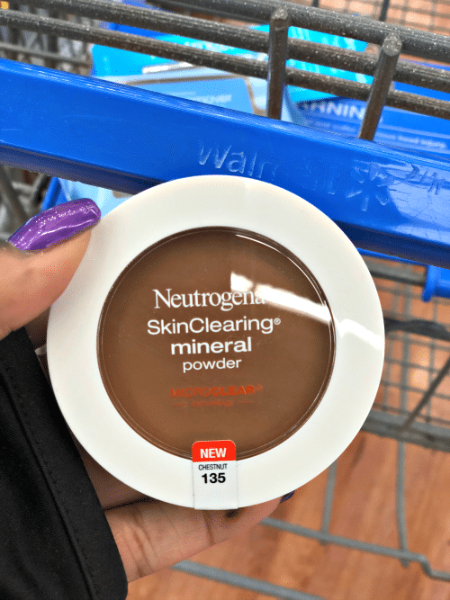 On my recent trip, I used the Hydro Boost Hydrating Concealer and Hydrating Lip Shine alongside the SkinClearing Mineral Powder to help me with a few breakouts I was experiencing.