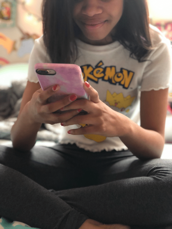 Is the iPhone 8 Plus a good device for teens? I am answering all of your questions and sharing my 13 year old's experience with it so far.