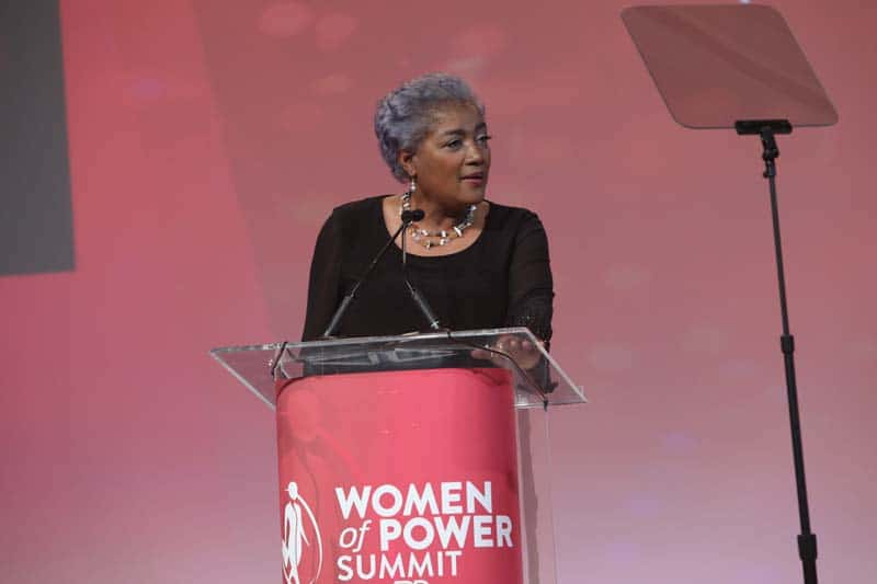 5 Times Donna Brazile Helped Me Get My Life During the Women of Power Summit