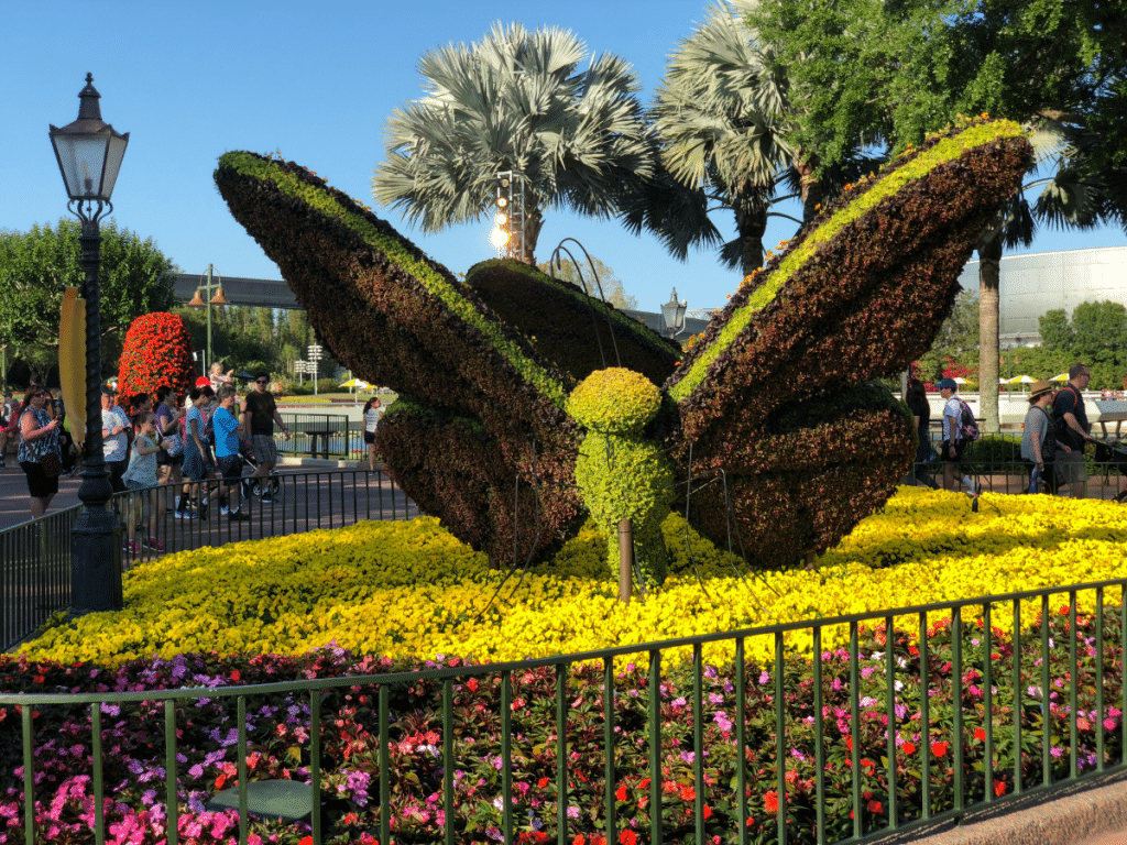 My daughter and I are recapping out first visit to the Epcot Flower and Garden Festival. This is a great read for other first-timers or those who want to re-live the magic.