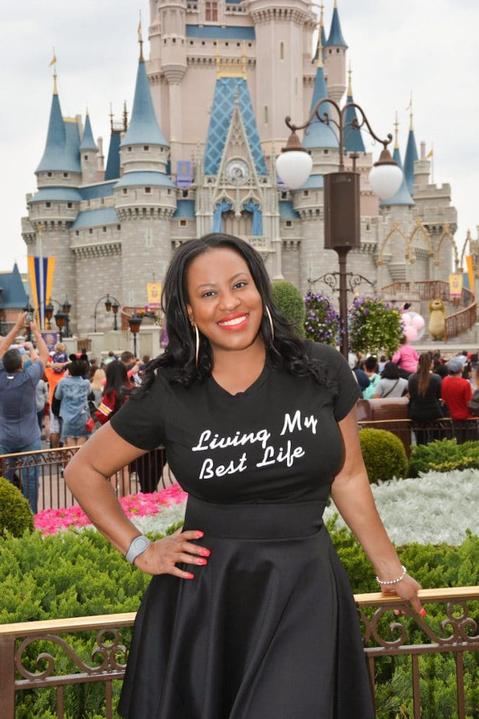 This Monday, be brave. I challenge you to do something outside of your comfort zone, like I did. Who knew I could have fun going to Walt Disney World alone?