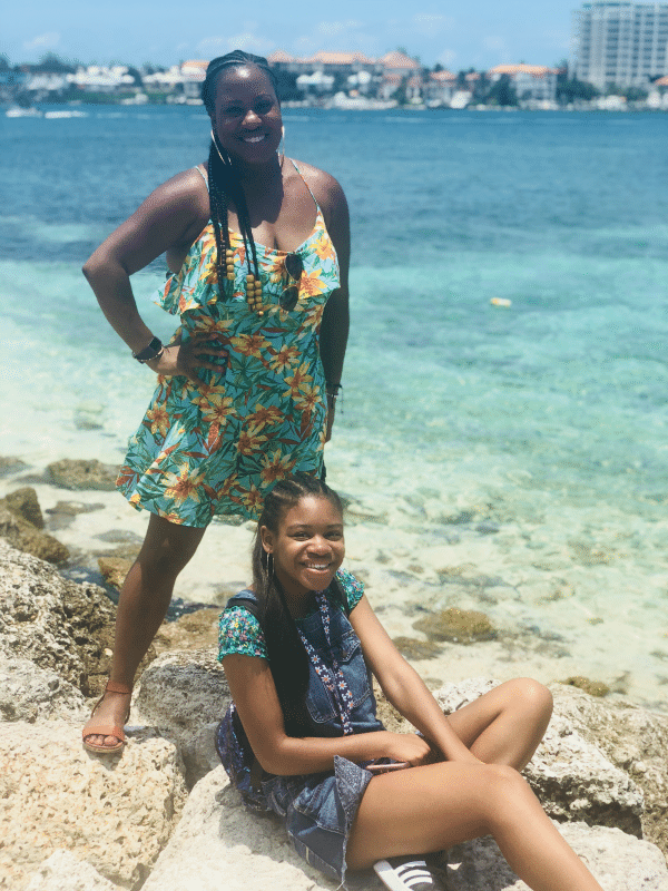 Me and my 14 year old daughter went on a 6 day vacation to Miami and Bahamas and it was all play and no work. I got my life and so did she!
