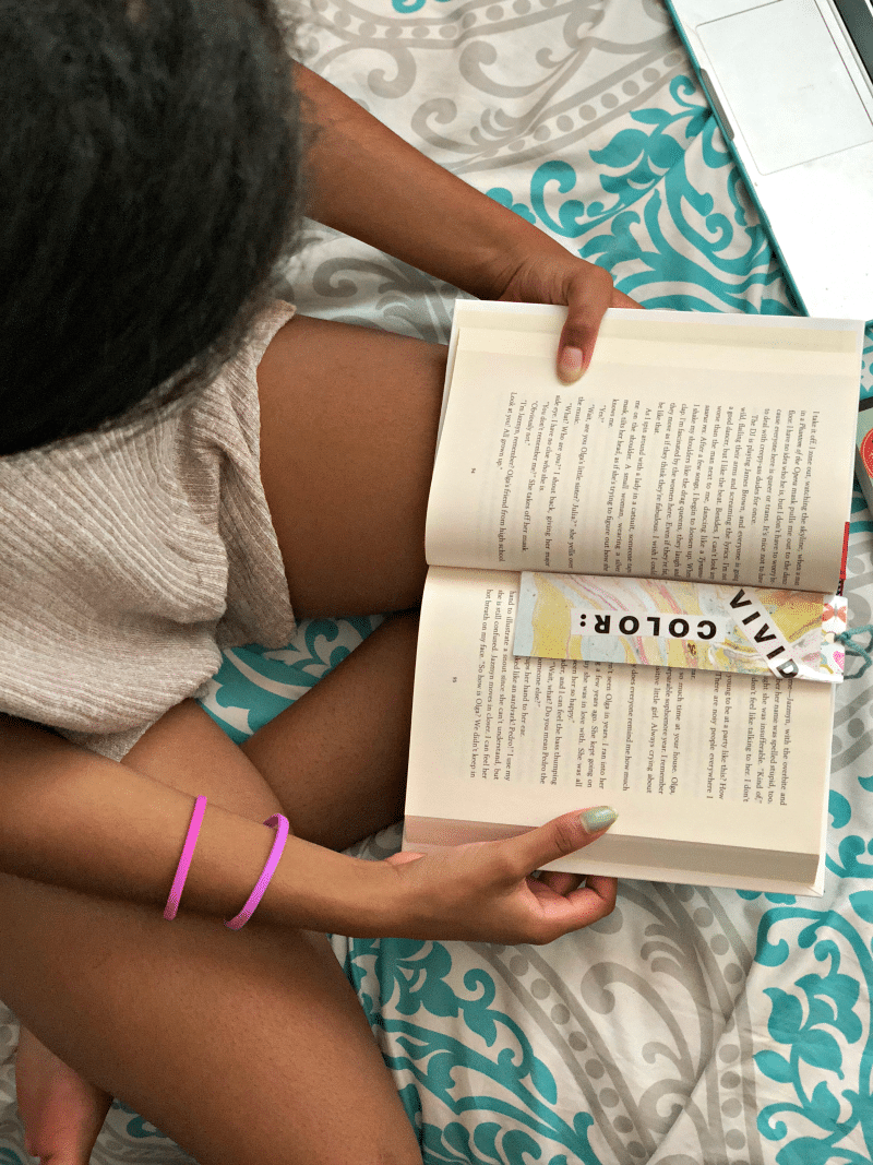 You and your kiddos can create awesome and unique DIY Bookmarks for back to school that shows off their personality and encourages them to read.