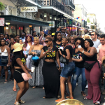 As they say in New Orleans, Laissez le bon temps rouler! I am ready to cover all that is hype and haute at the 2018 Essence Fest. Join me for the fun.