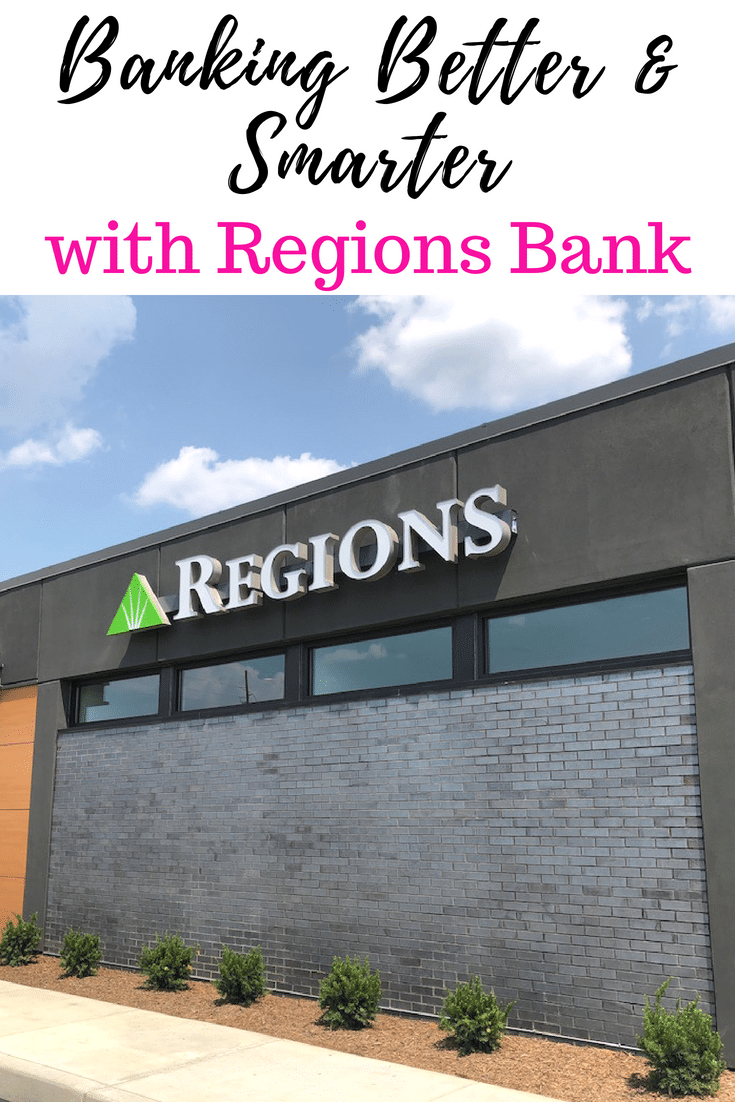 Banking is getting easier with Regions Bank and their new St. Louis locations. Learn about their new innovative features and updated banking centers.