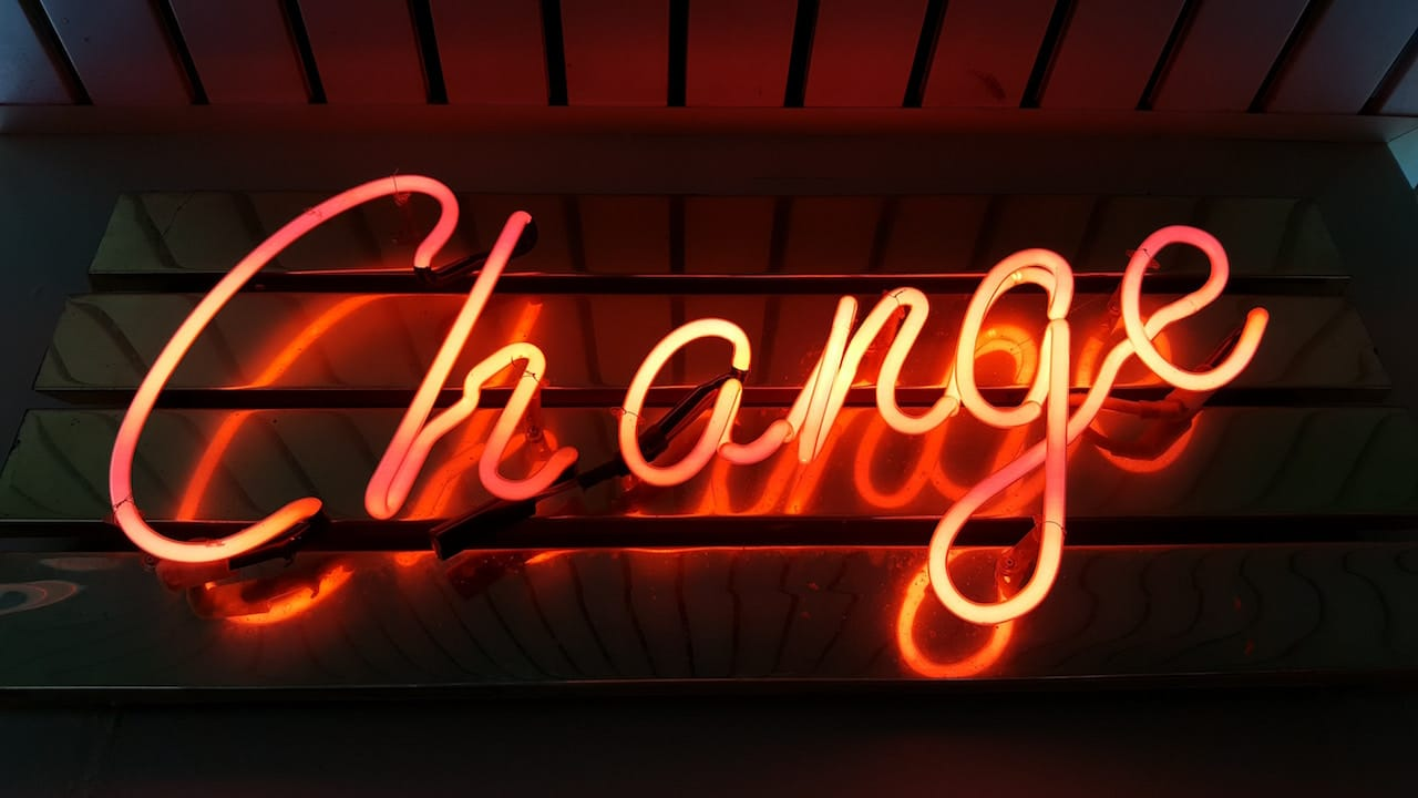 How to Embrace Change as an Entrepreneur