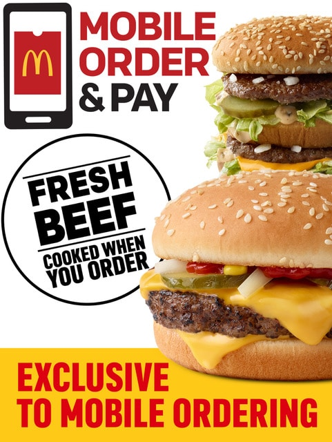 Are you ready to win McDonald's for life? Learn how to enter to win by using McDonald's app Mobile Order and Pay. Sponsored.