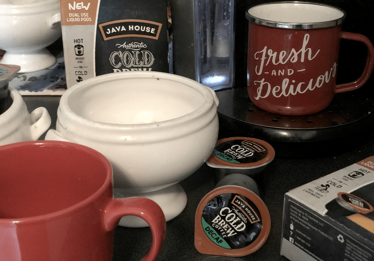 Java House Cold Brew Coffee Giveaway