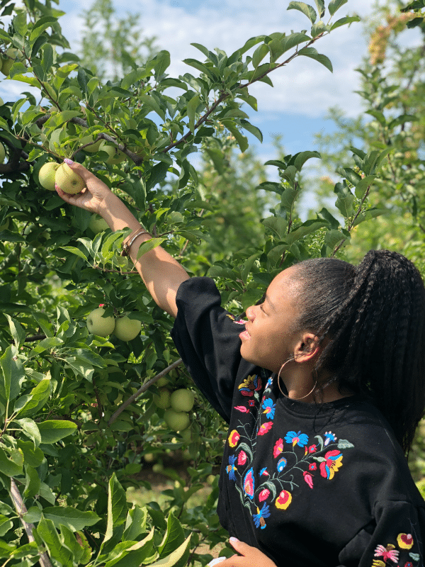 When you have a teen, it becomes even more important to cherish time together. Read how my teen and I made Fall memories during a trip to Eckert Farms.
