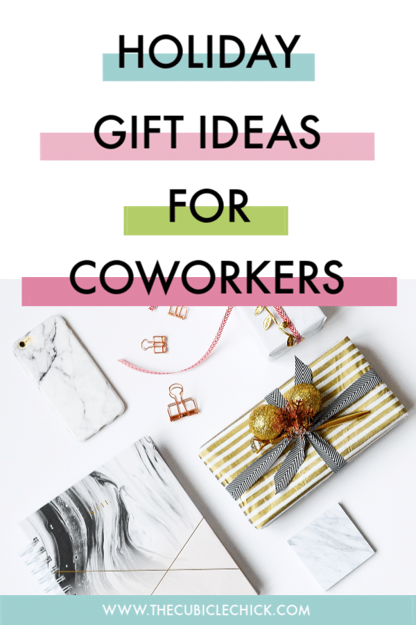 With this section of my 2018 Holiday Gift Guide, you can find gift ideas for coworkers that aren't run-of-the-mill, plus enter to win one of the selections.