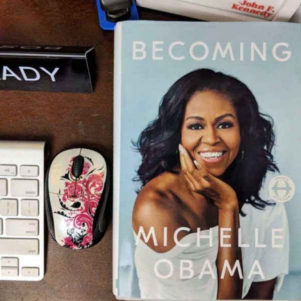 My Thoughts on Becoming by Michelle Obama