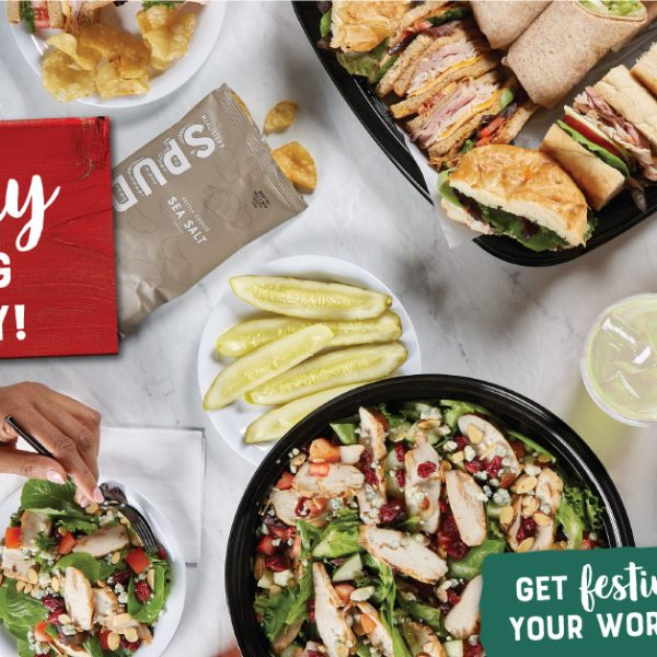 Get Festive With Your Work Family with McAlister's Deli Giveaway
