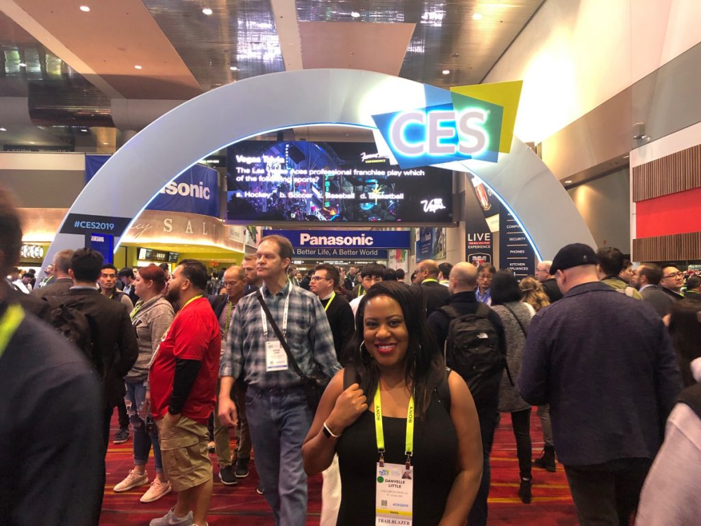 I was a part of the inaugural CES Trailblazer class, and I am sharing thoughts about my experience at 2019 CES, and what's it like to be a Trailblazer.