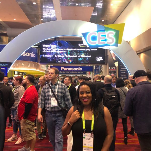 What's It Like to Be a 2019 CES Trailblazer