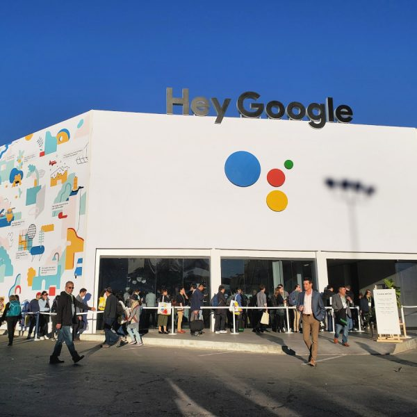 Google Is Taking Over CES and Most Of Us are Loving It