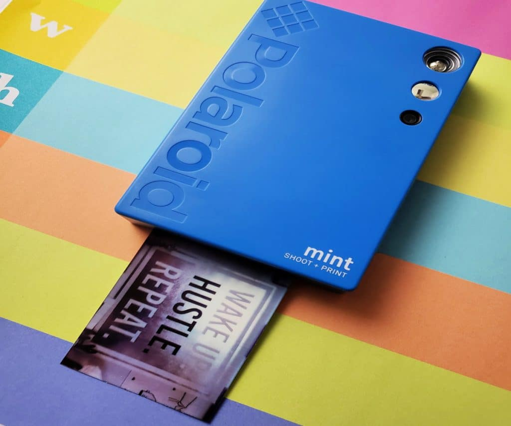 Get to know the Polaroid Mint Instant Print Digital Camera, and enter to win one of your own. It's a fun and functional camera for young and old alike.