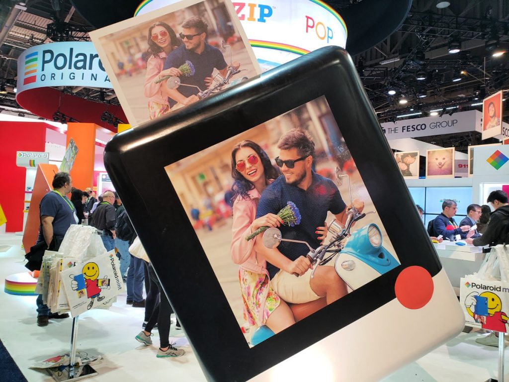 I look forward to visiting Polaroid every year during CES. Get an inside look at that they have new and upcoming during my virtual Polaroid at CES tour.