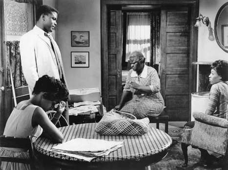 For Black History Month, I am revising the 1961 film A Raisin in the Sun wich focuses on a Chicago family during the Civil Rights Movement.