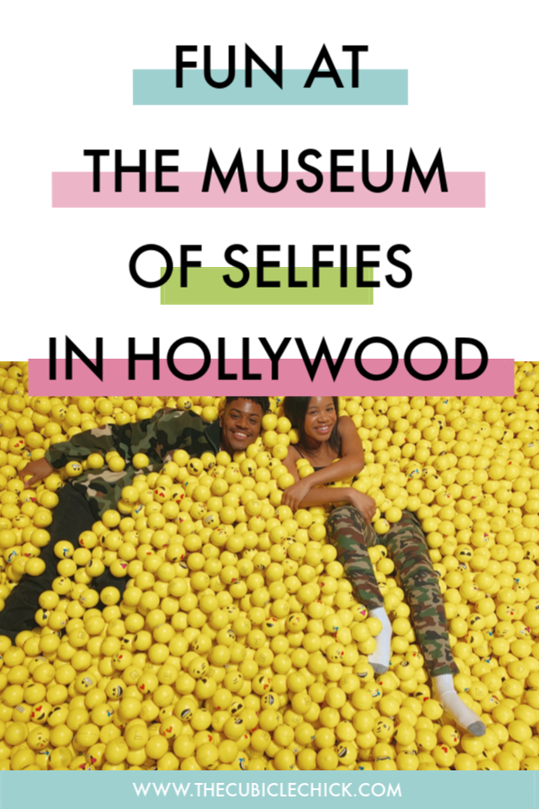 Doing It for the Gram at the Museum of Selfies Hollywood