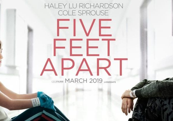 I'm Hosting a Free Screening of Five Feet Apart on March 6th