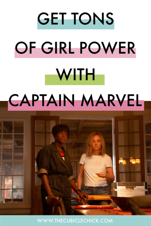 Captain Marvel is just what society needs right now. Girl power, black girl magic, and a universe that embraces the differences among us.