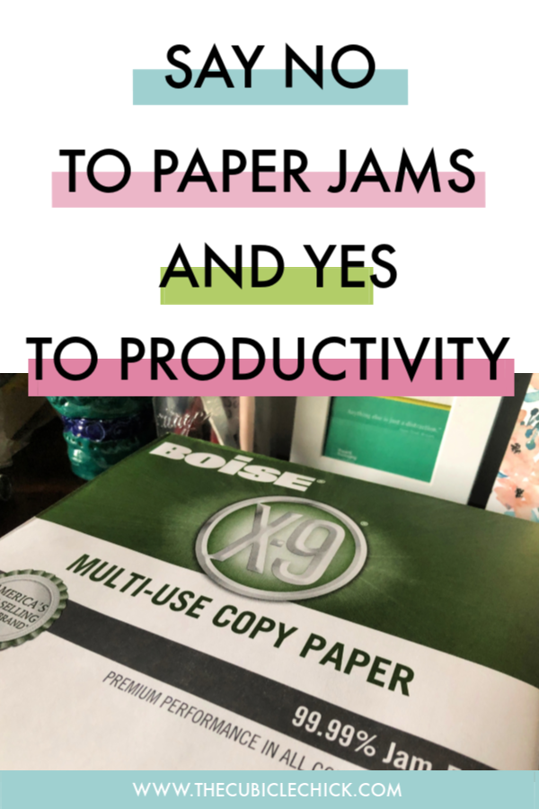 Productivity matters in the workplace. When you have deadlines to meet and projects to finish, who has time to deal with paper jams?