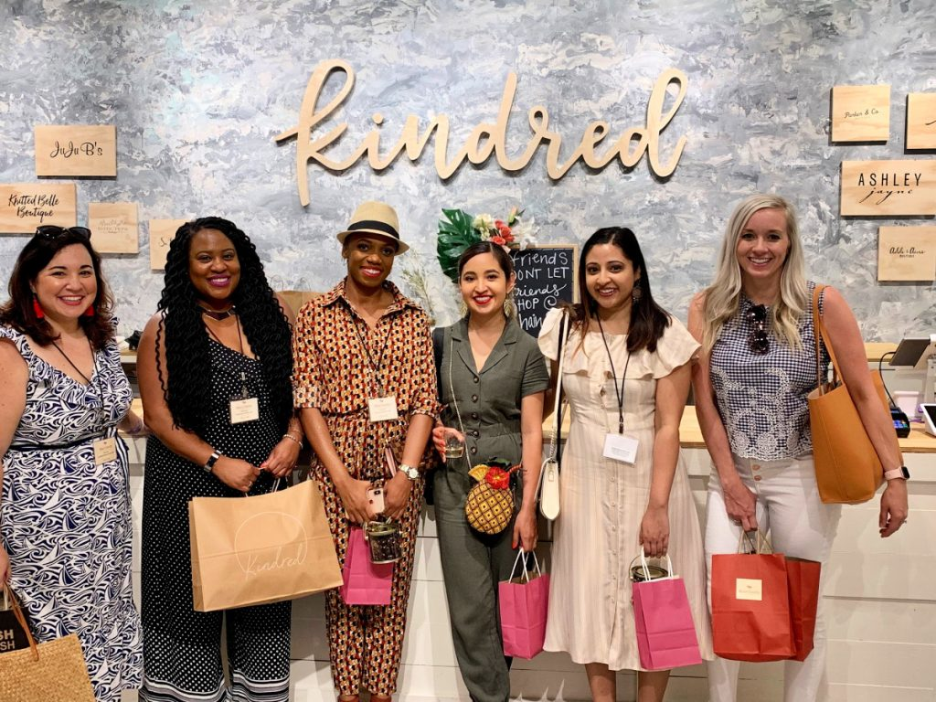 Myself and several other influencers were invited to a Spring Preview event at West County Center. Here's a recap of this fabulous experience.