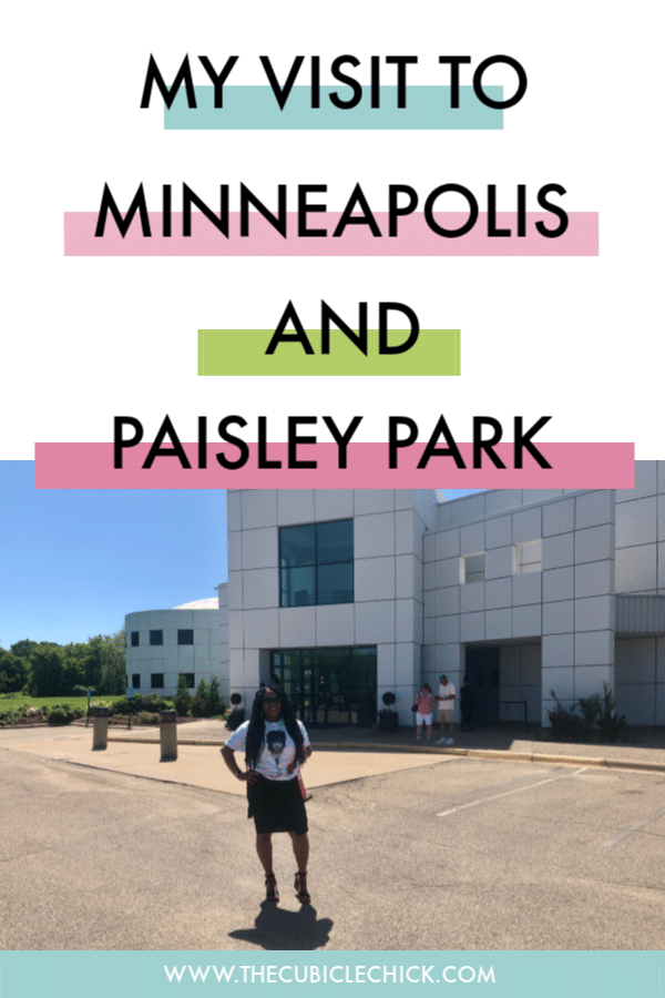 Finally, ya'll! I traveled to Minneapolis to visit Paisley Park, and got a chance to see firsthand how the man we all know as Prince created his epicness.