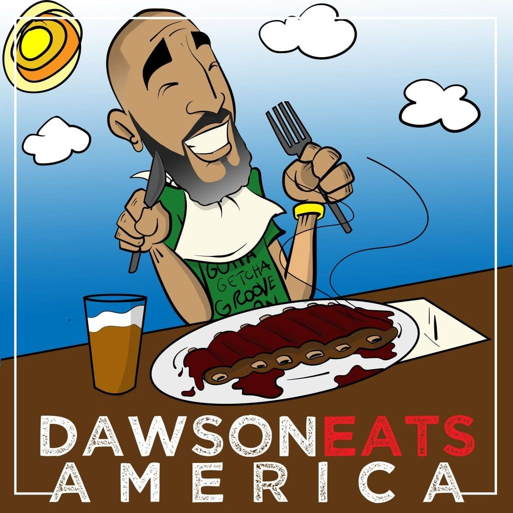 William Dawson is the brains behind Dawson Eats America, a digital imprint that wants to inspire you to get to know more about the people behind the food.