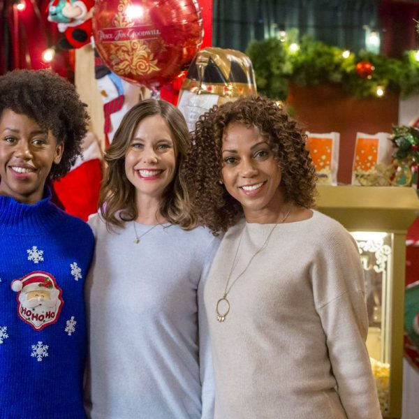 The Five Stages of Hallmark Christmas Movie Season