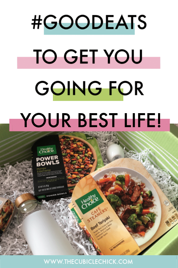 I've partnered with BabbleBoxx to share my blueprint on how I plan on living (and eating) my best life while being a working mom.