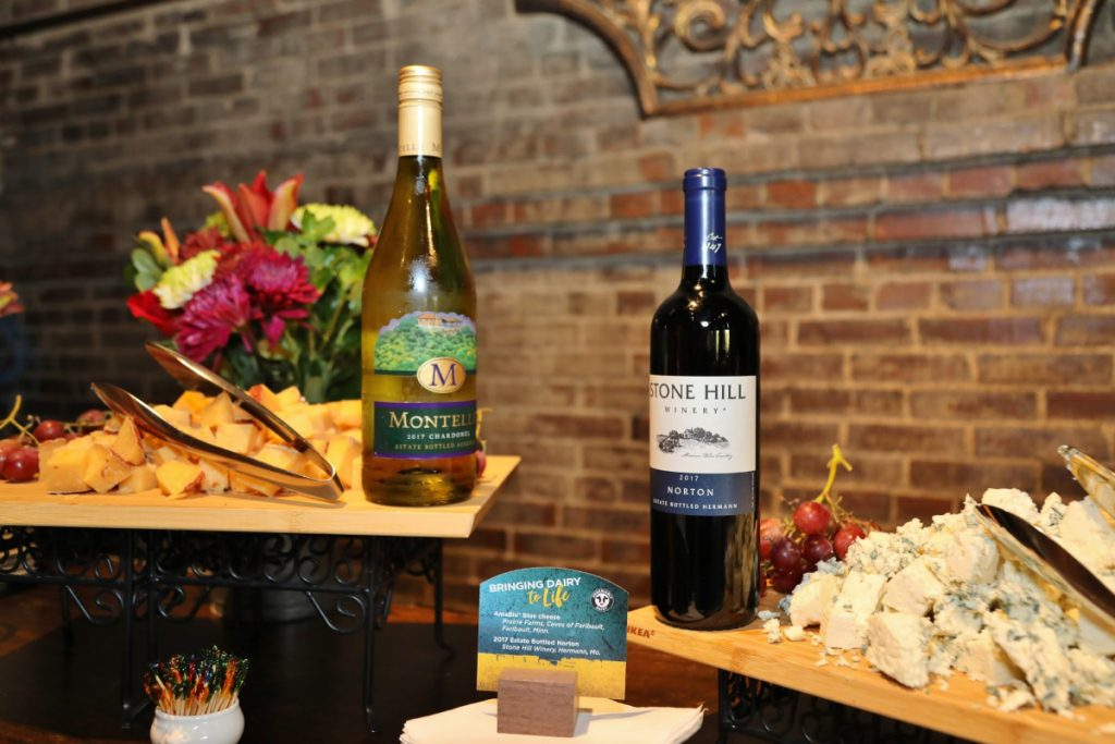 The Midwest Dairy Bringing Dairy to Life Dinner experience was one that brought me so much joy. With wine, cheese, and a 3-course meal, what's not to love?