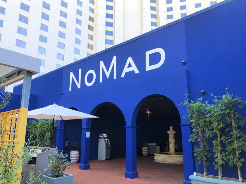 For a luxurious and plush experience while on The Strip, look no further than NoMad Las Vegas. It brings a hip and sexy vibe that is oh so metropolitan.