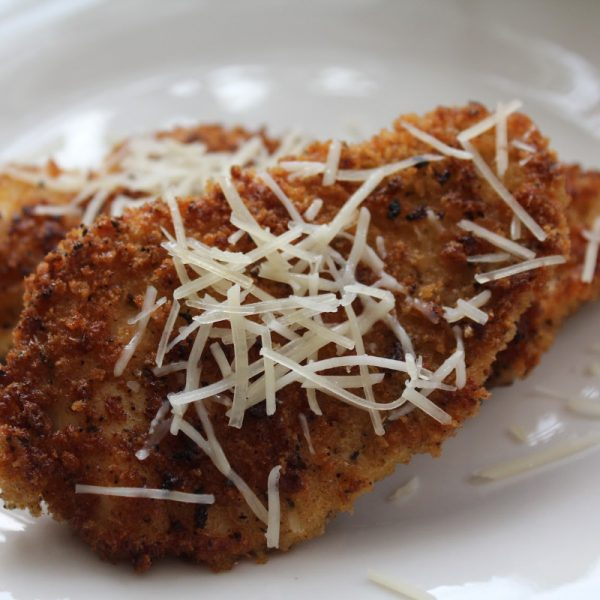 Crispy Tuscan Chicken Recipe: Working Mom Meal Approved